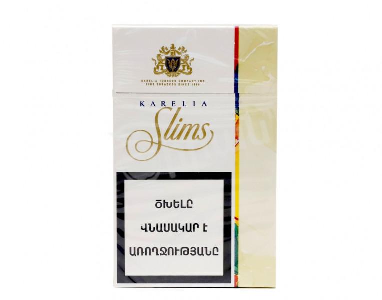 Карелия слимс сигареты купить в куплю сигареты опт харьков